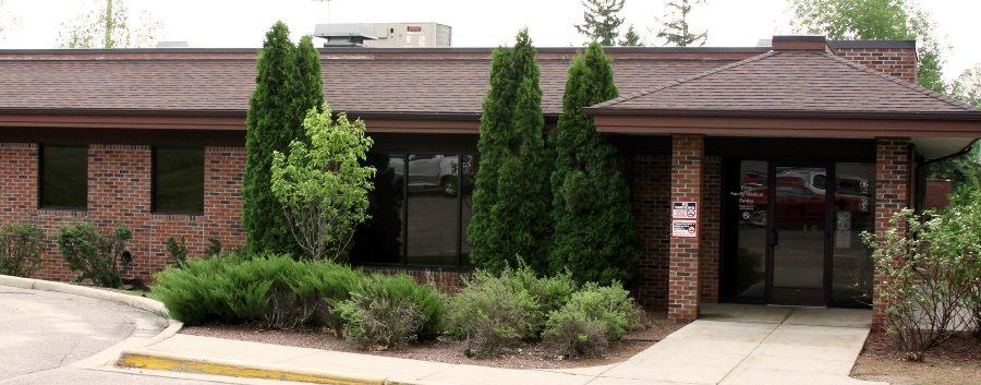 Exterior of Elroy Family Medical Center