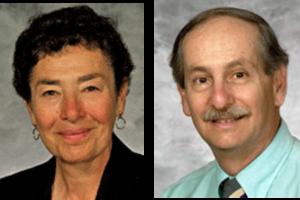Drs. Barbara and Ronald Klein headshot