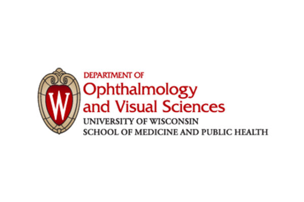 UW Madison Department of Ophthalmology and Visual Sciences logo