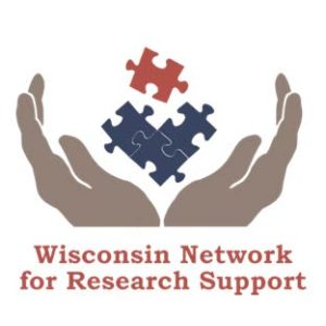logo for Wisconsin Network for Research Support (WINRS)